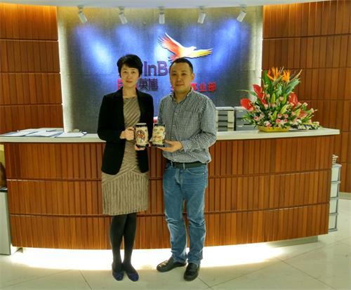 协会拜访百威英博(中国)销售有限公司广州分公司